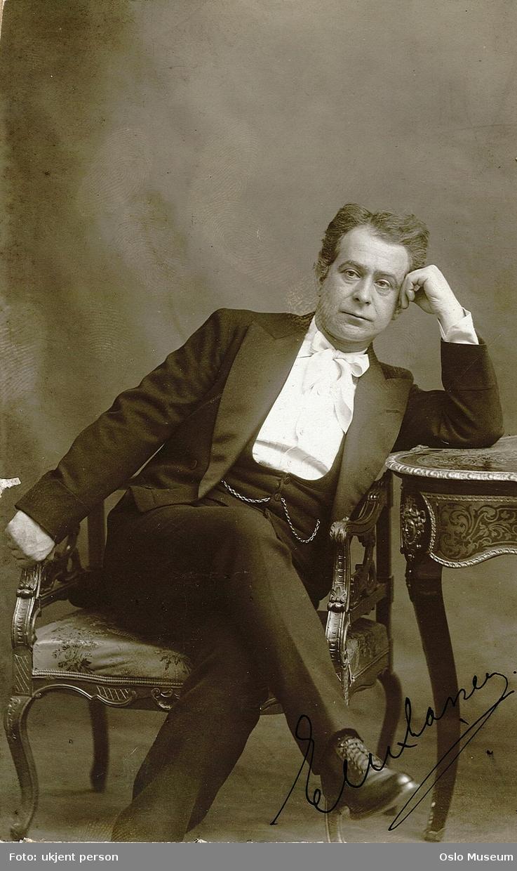 Larsen, Emmanuel (1865 - 1917)