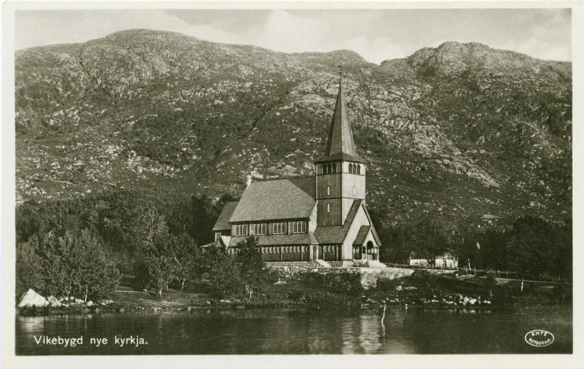 Kirke - postkort