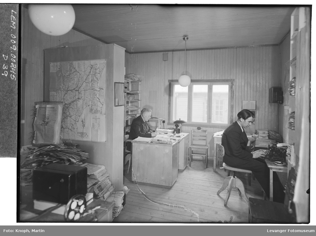 Avisredaksjonen i Nord-Trøndelag & Inntrønderen