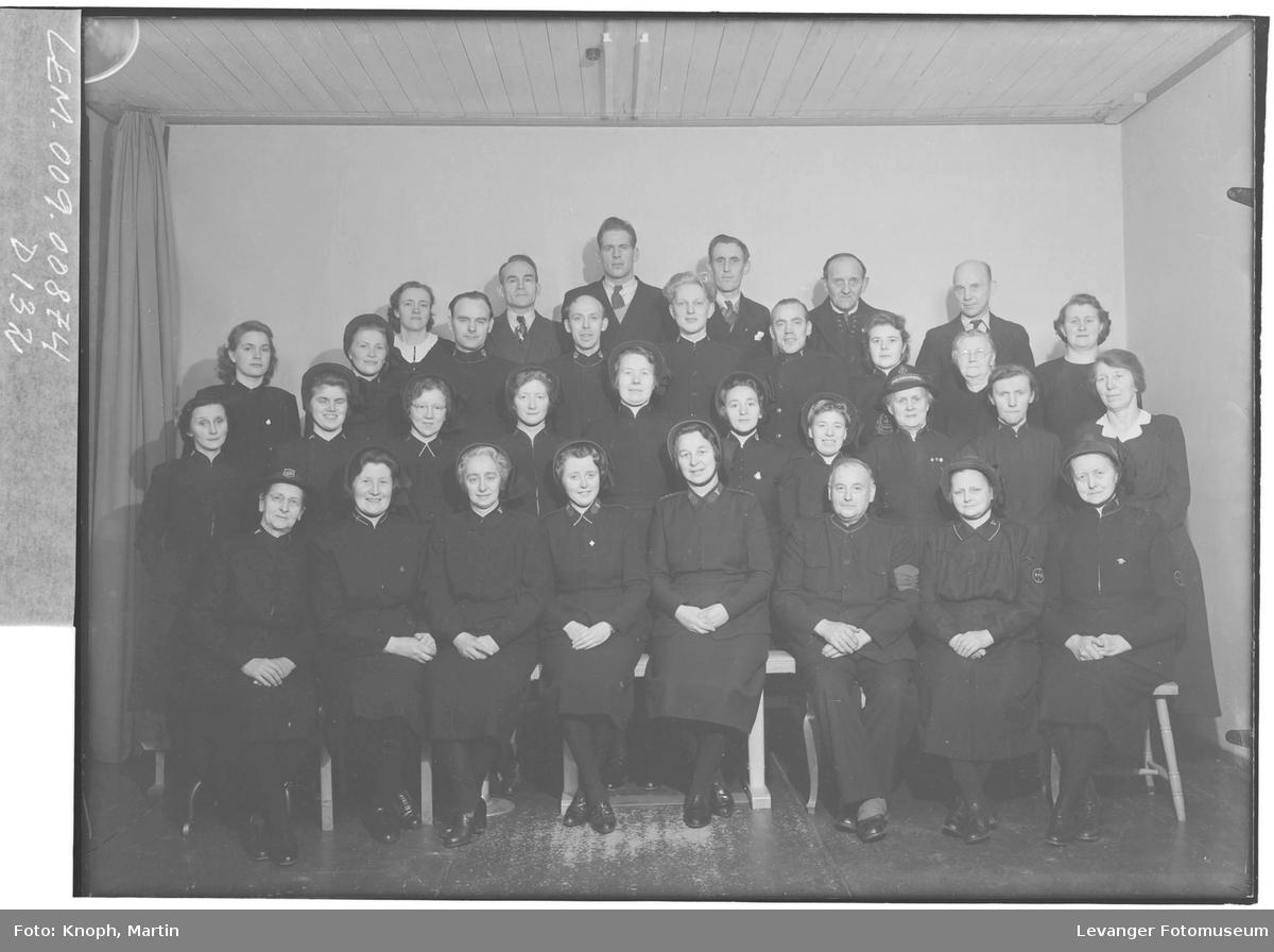 Frelsesarmeen på Steinkjer  V