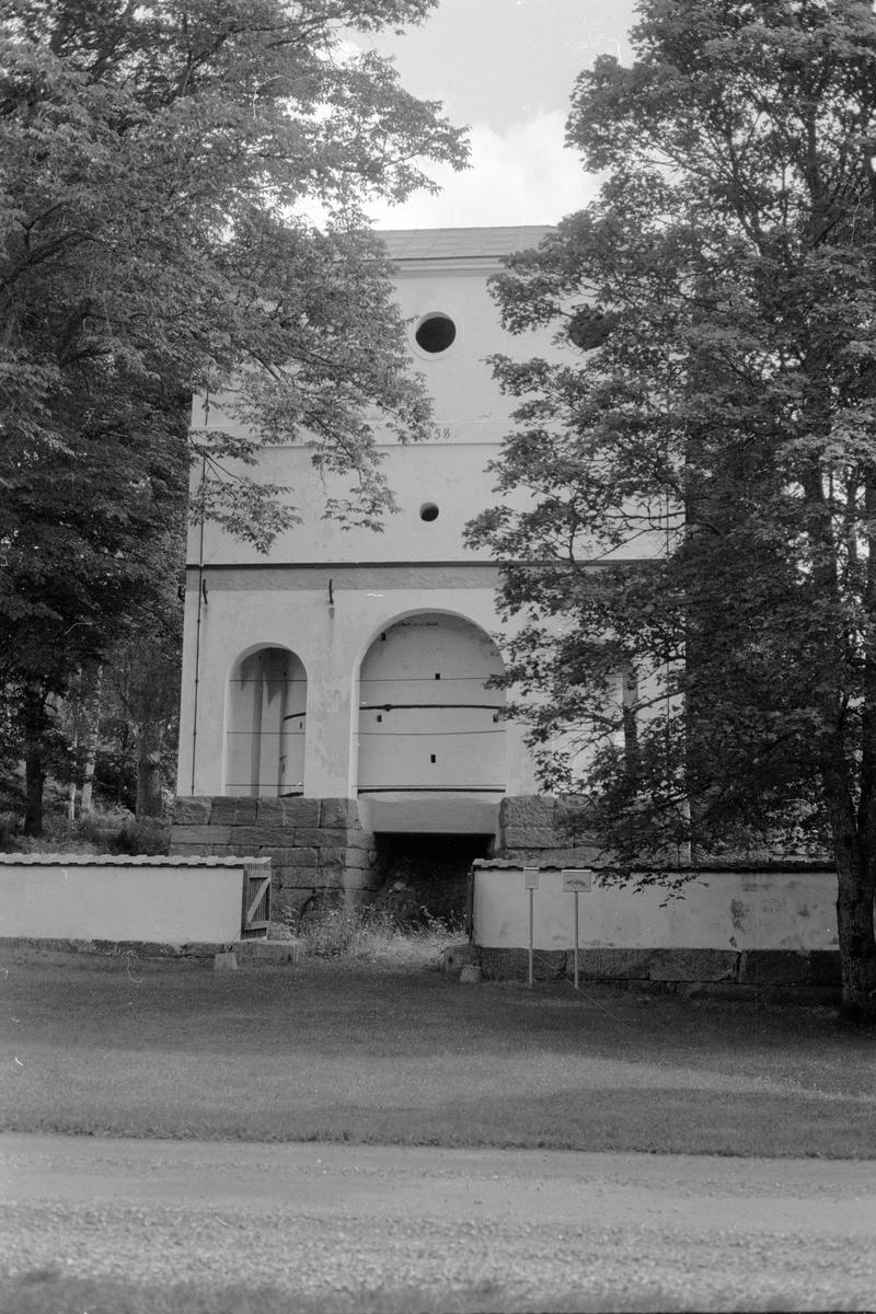 Masugn, Vällnora bruk, Knutby-Åsby 1:19, Vällnora, Knutby socken, Uppland 1987