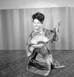 Ingalisa Erikssons dansskola.