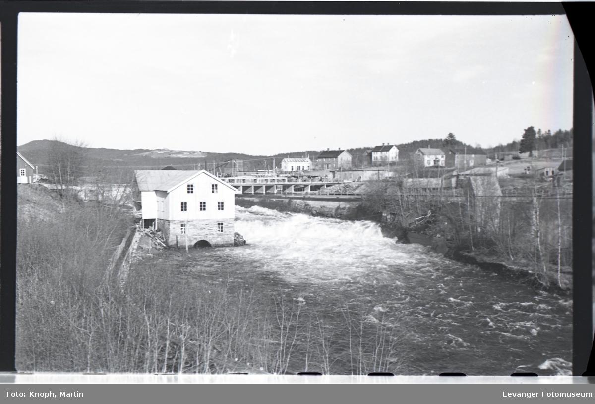 Helge-Rein-By-bruk ved Byafossen  VII