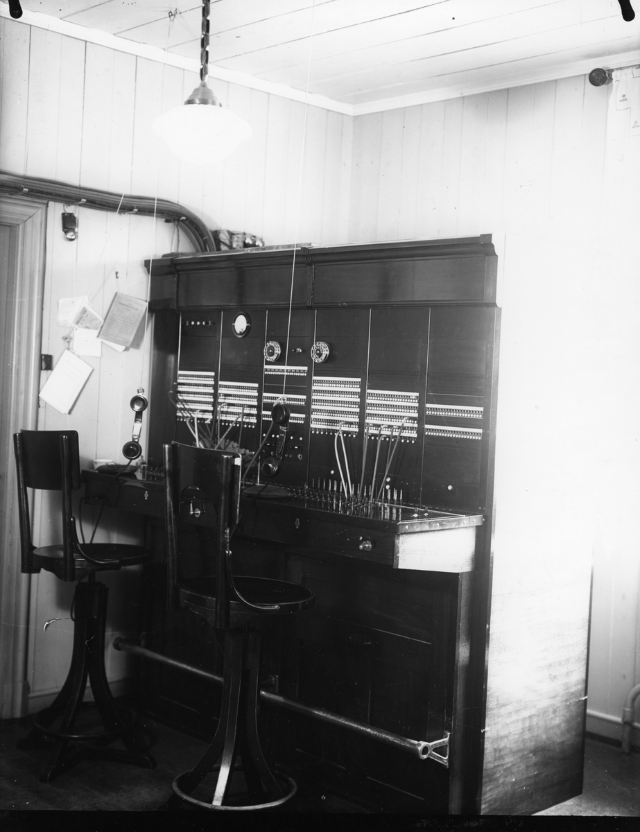 Telegraf,sentralbord