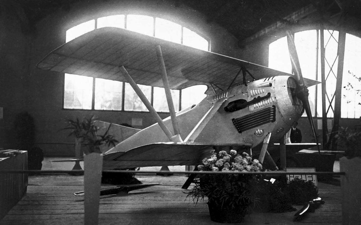 """""""Utstillingshall"""" ett fly på gulvet."""