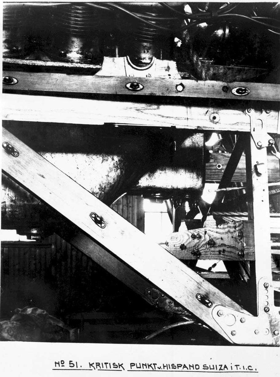 Flymotor, til F.F.5. T.1.C.
