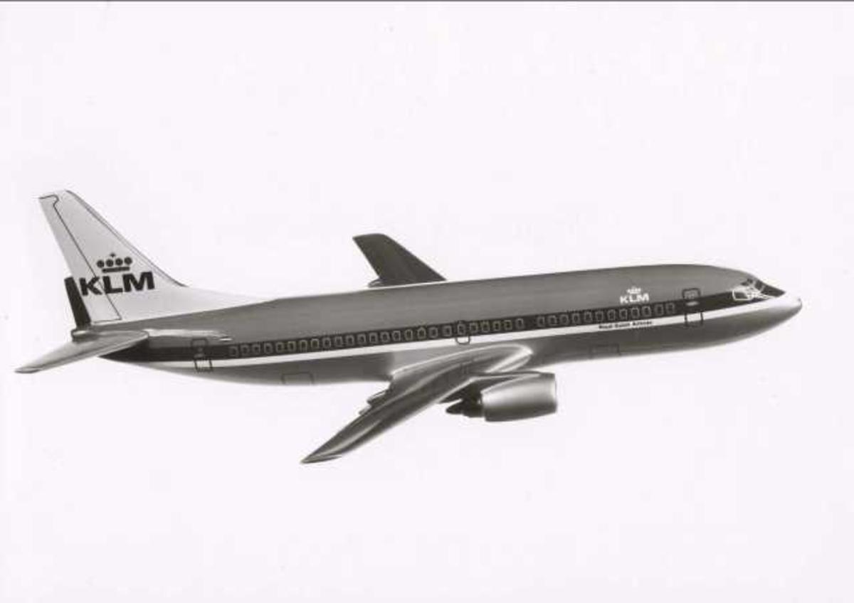 Ett fly (modell). Boeing 737-300