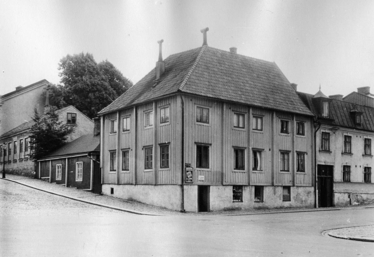 Övrigt: Östra vithusgatan och smedjegatan i Karlskrona
