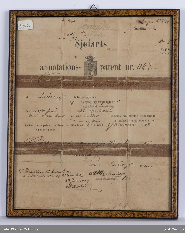 Patentbevis