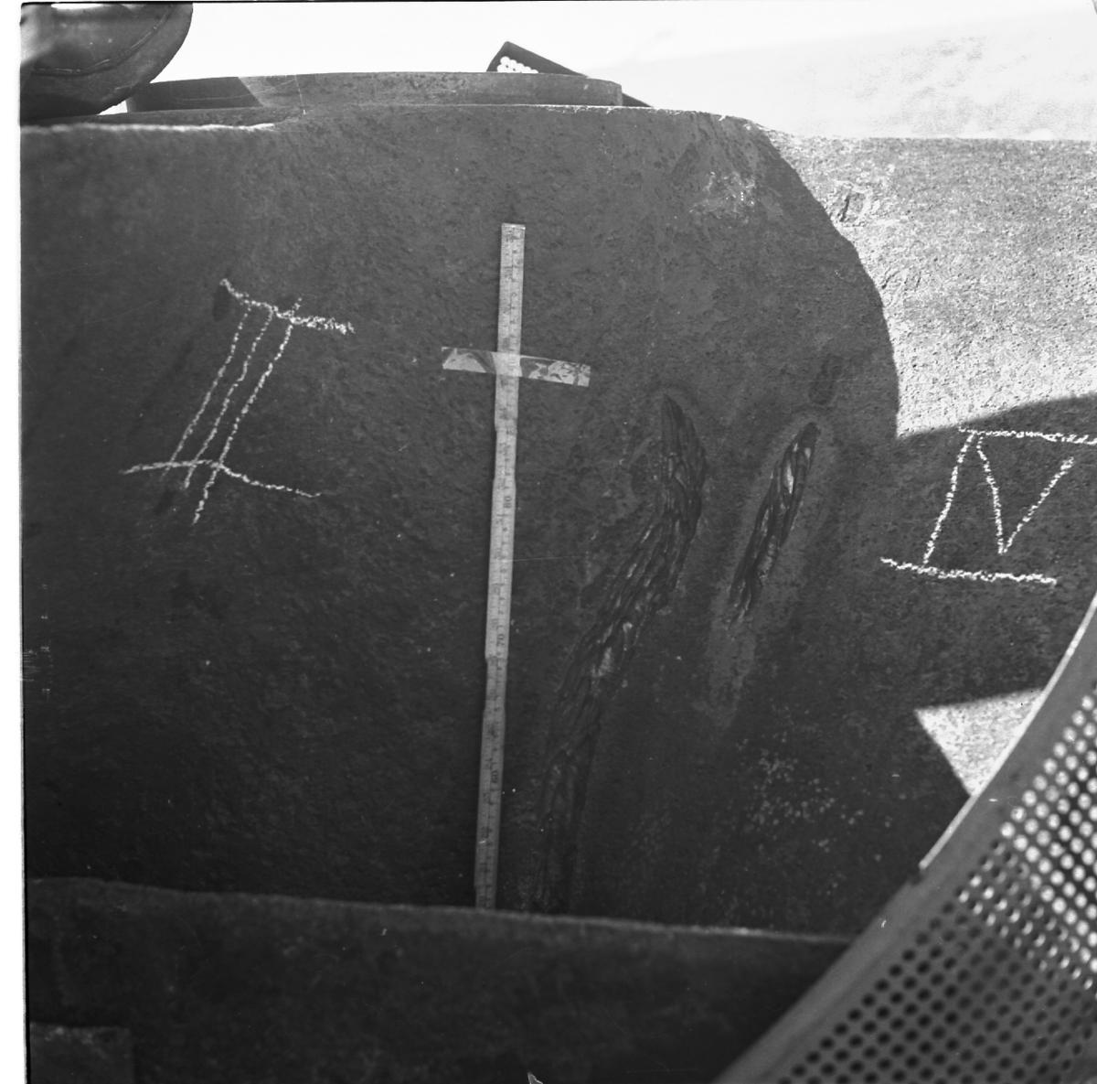 Fartyg: YMER                            Övrigt: Isbrytaren Ymers propeller
