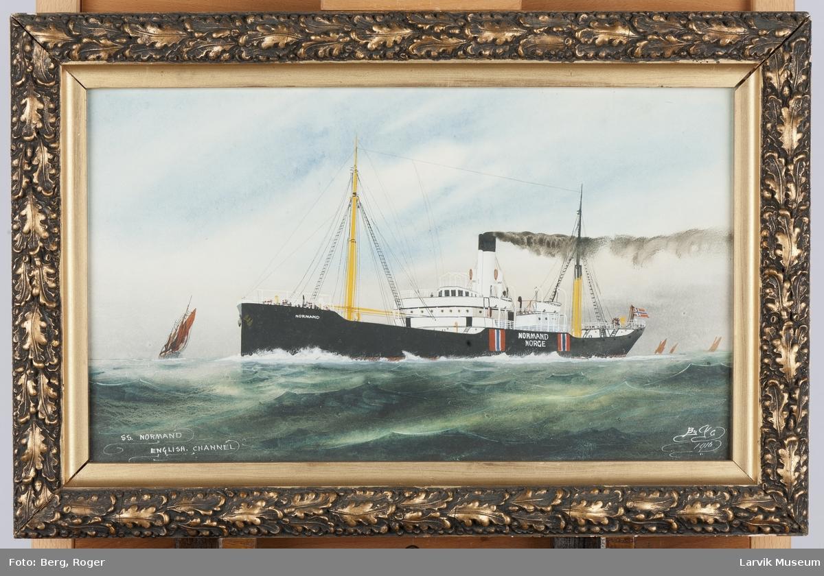 Dampbåten Normand