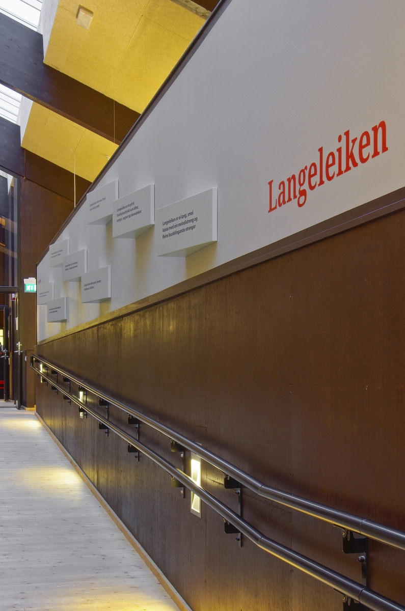 Langeleiken - heile Noregs instrument