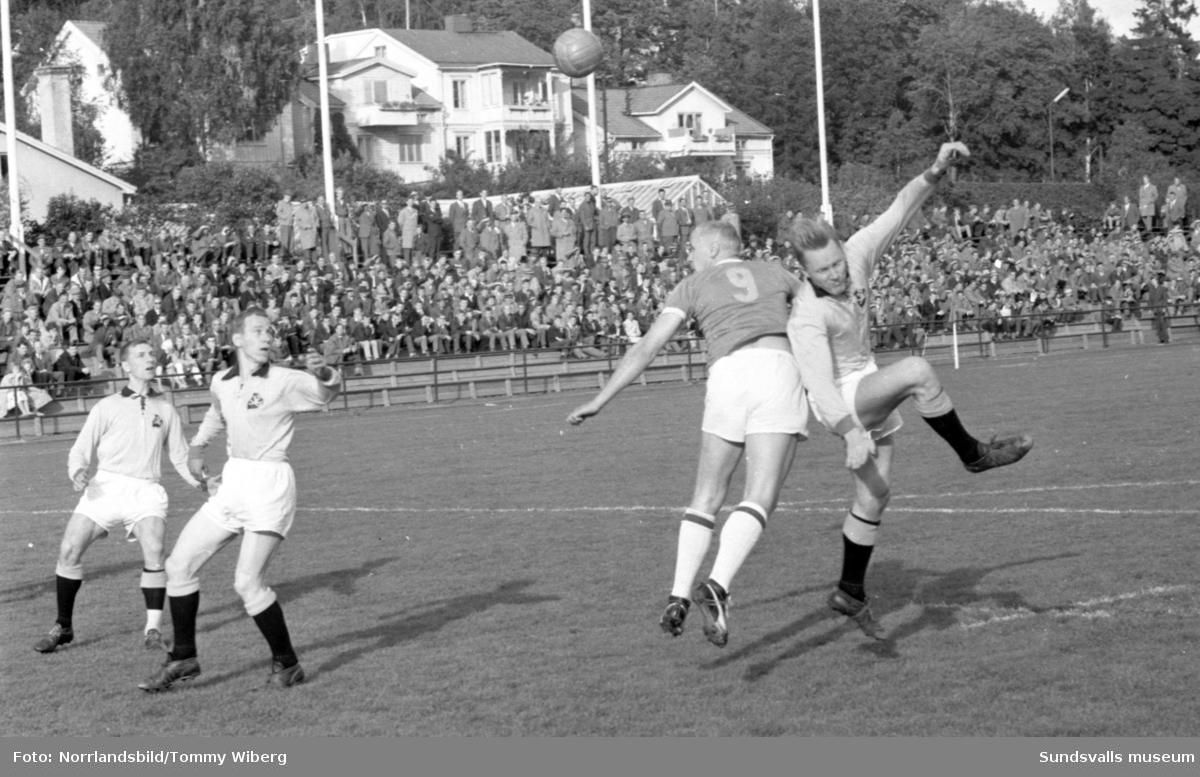 Fotboll, GIF-Söderhamn.