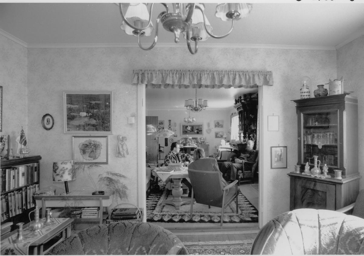 Samdok-projektet. Intervju i ett hem. Nössemark