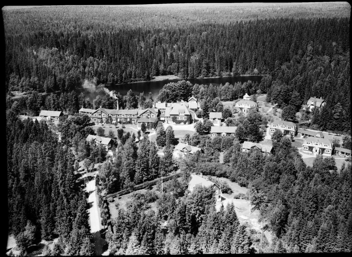 Kroppefjälls Sanatorium  Dals Rostock
