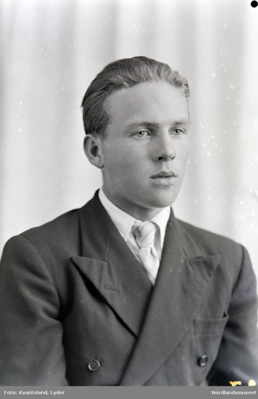 Ekstern kommentar: Dette er Ludvik Moan (f. 1931), Røsvik.