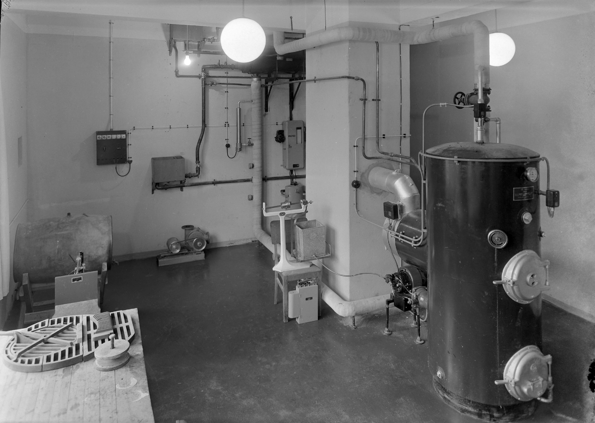 Varme og ventilasjonsanlegg