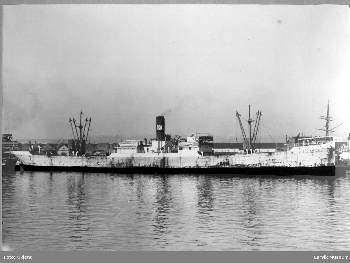 Fartøy, dampskipet D/S Bra-Kar