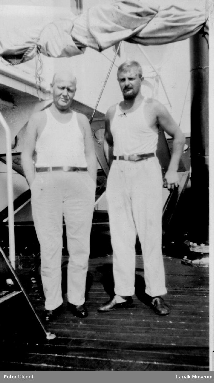 """mannskapsbilder, skip """"Brunswick"""", ombord og iland (California)"""