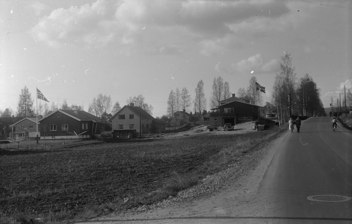 Strandbygdvegen, Elverum.