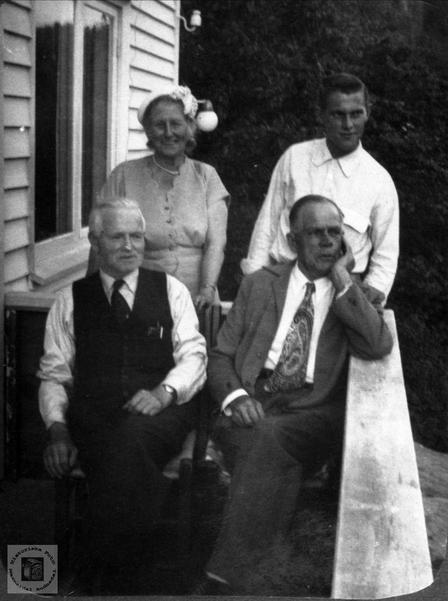 Familegruppe Glomså