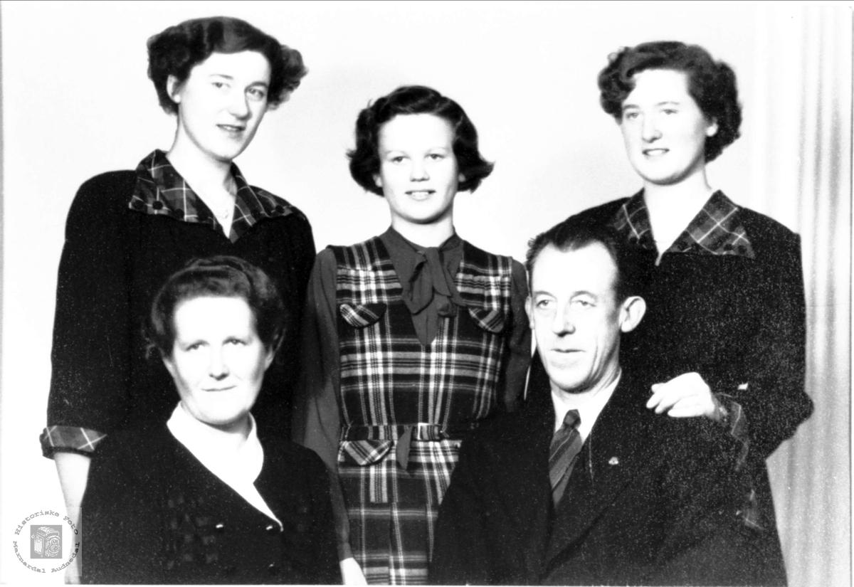Familiegruppe Skagestad