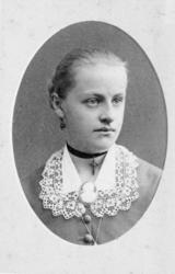 Agnes Biørn 1879