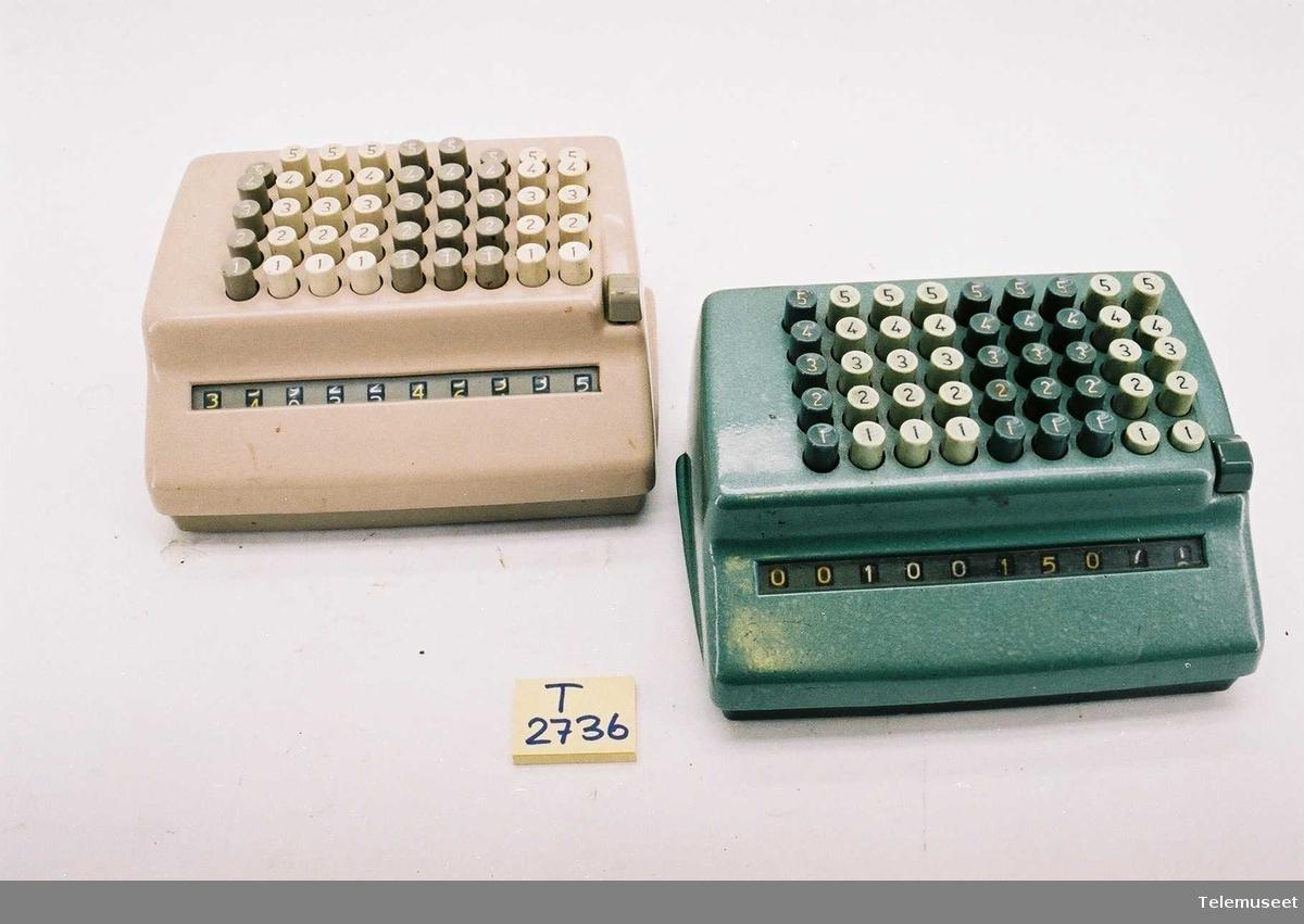 Plus modell Nr 509/C/861.637