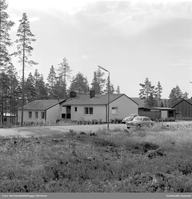Villa på Kristinavägen 8.