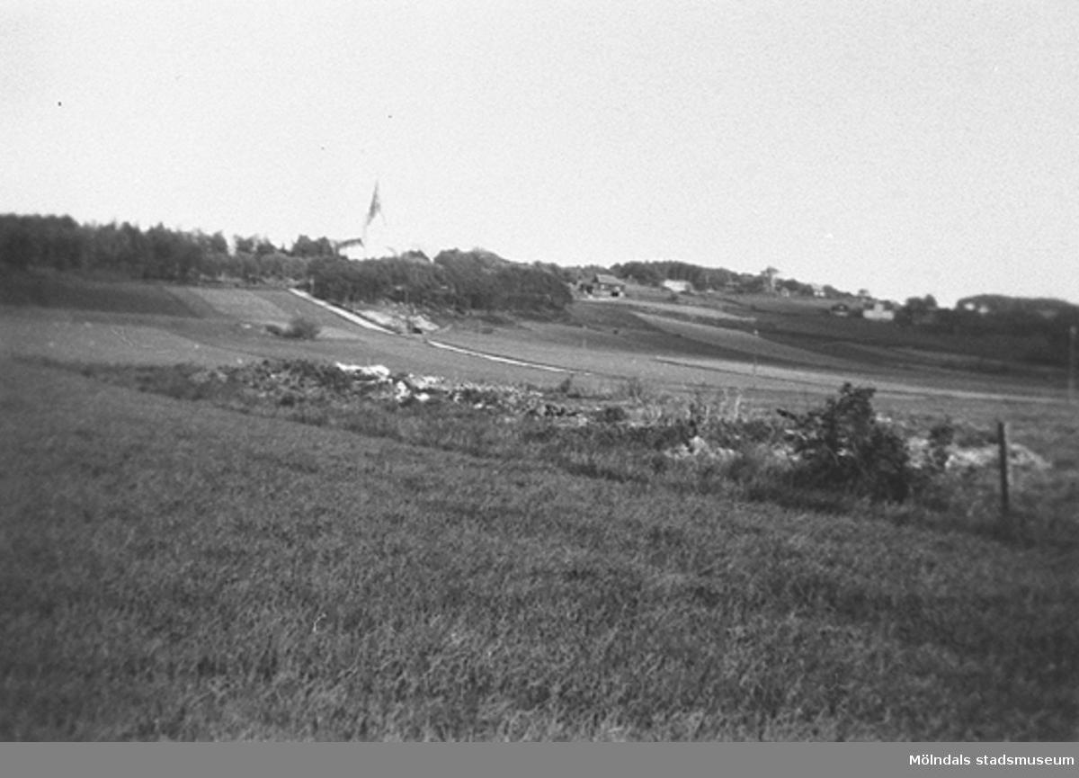 Sommar i Lindome i början av 1940-talet.