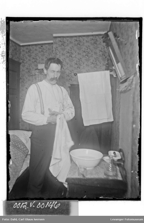 Carl O.I. Dahls toilette