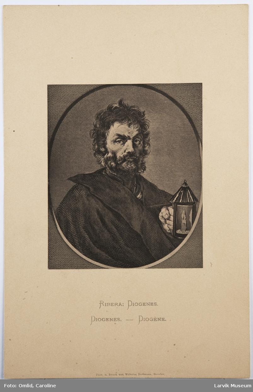 Ribera: Diogenes