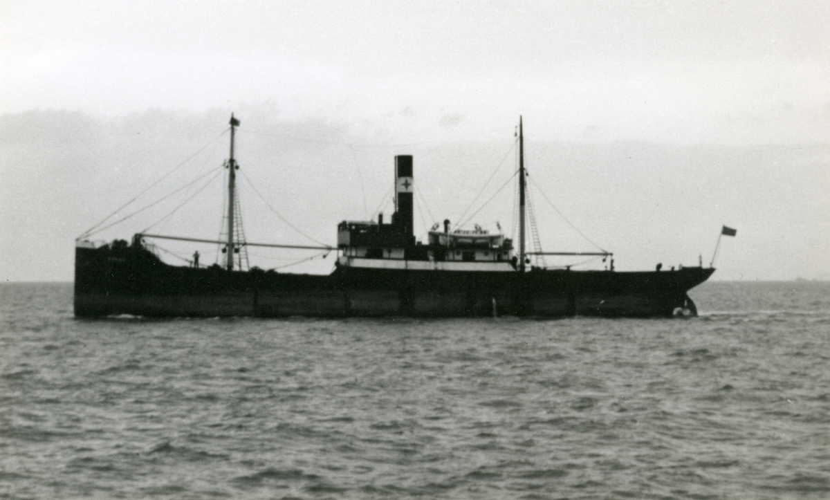 Ägare:/1930-40/: Rederi AB Kusten. Hemort: Göteborg.