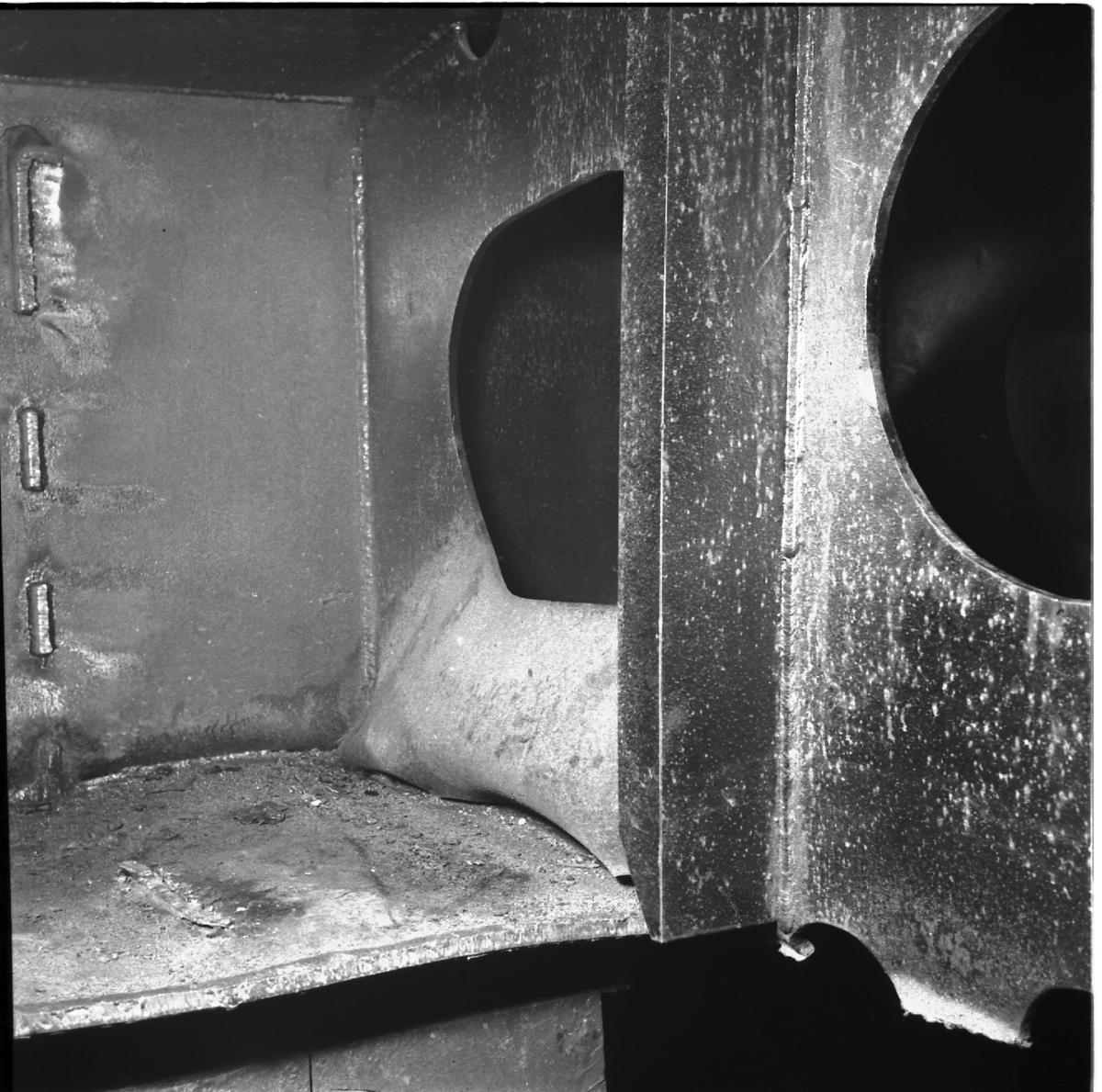 Fartyg: THULE                           Övrigt: Isbrytaren Thules bottenskador