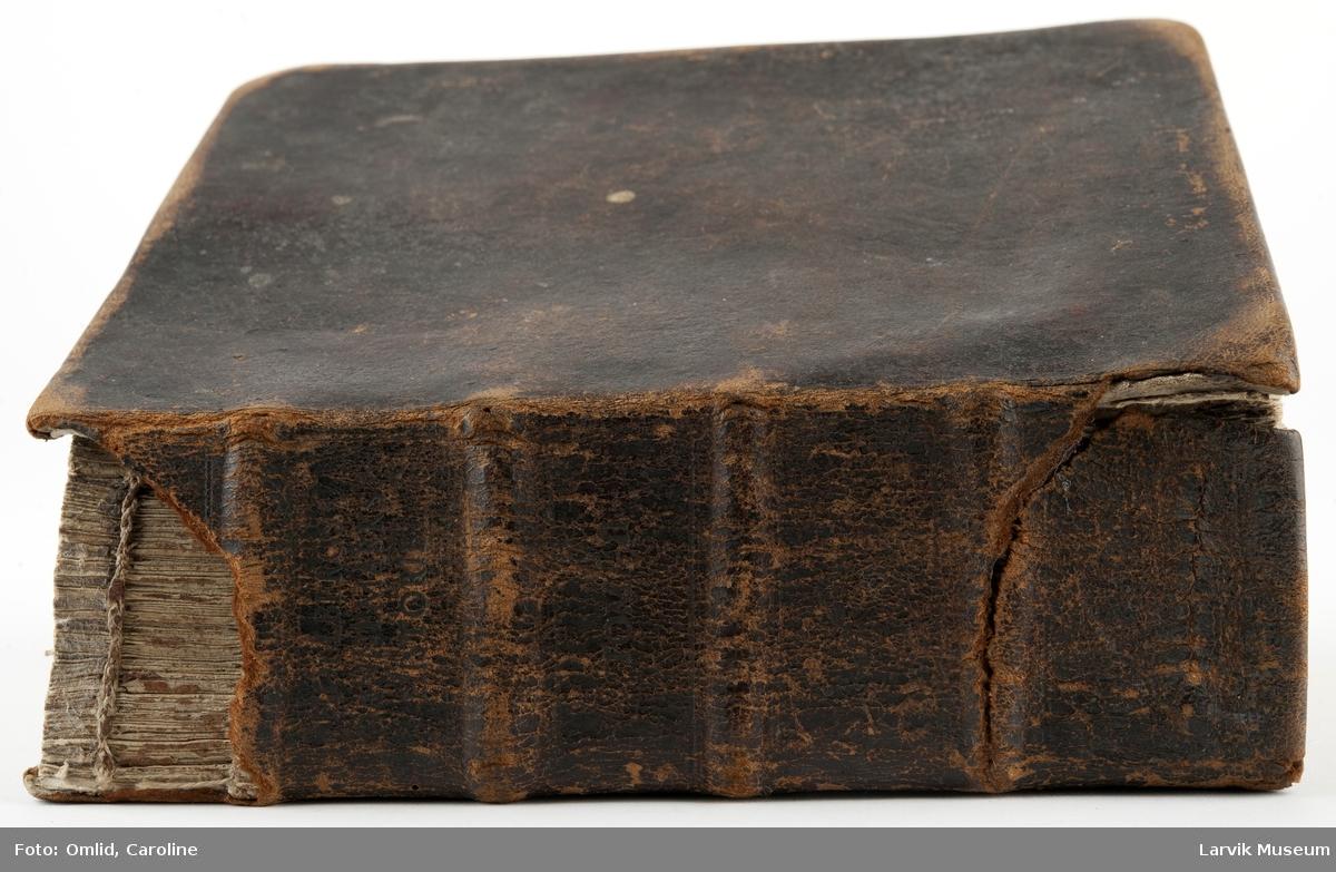 Dannemarks Riges Historie ved L.Holberg. Tomus II, trykt af Johann Jörgen Höpffner
