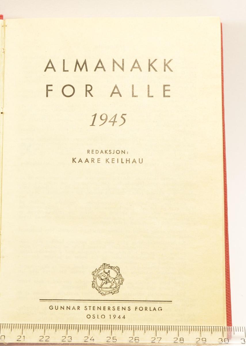 Almanakk