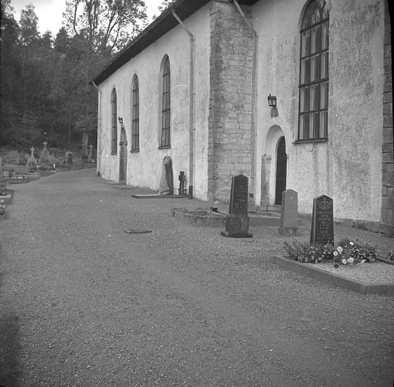 Skee socken. Skee kyrka.