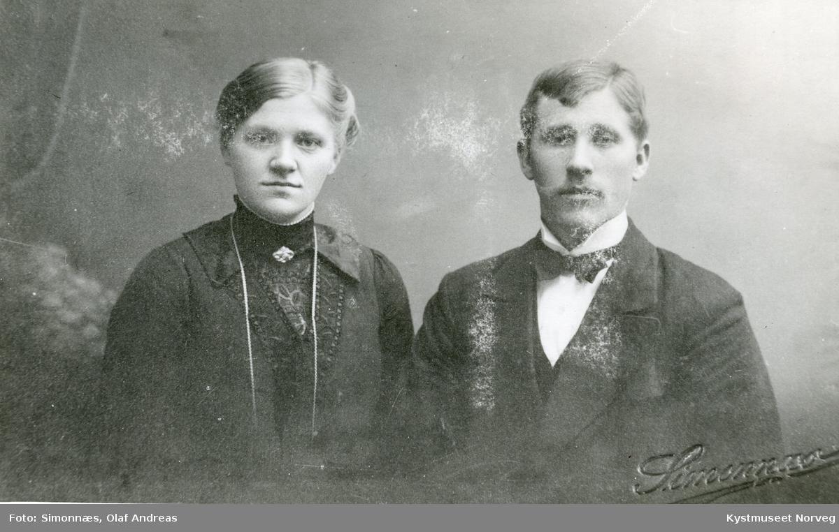 Inger og Alfred Brandsmo