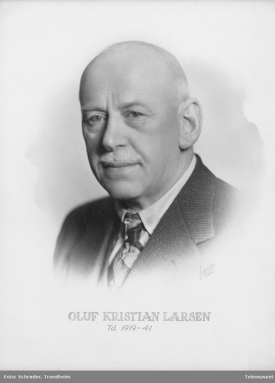 Larsen, Oluf Kristian