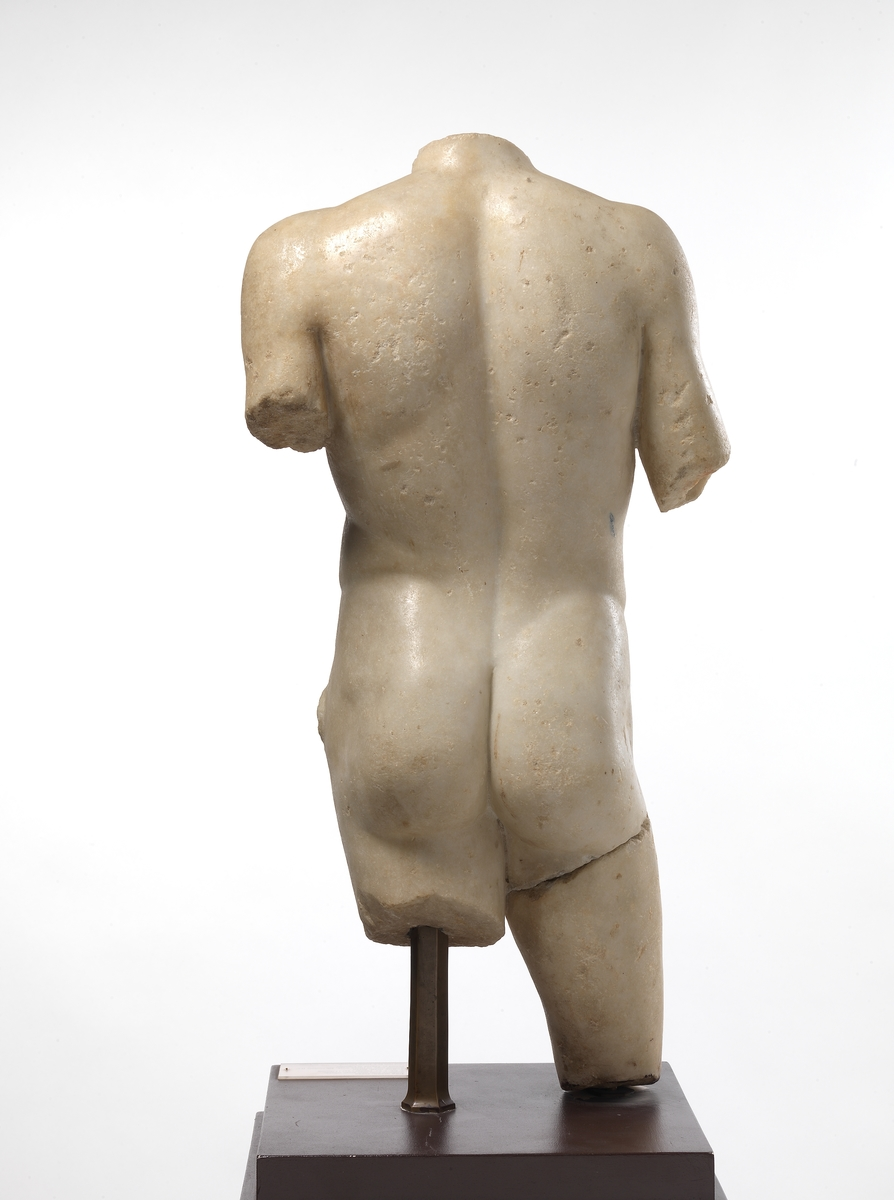Mannstorso, type Apollon Centocelle [Torso]