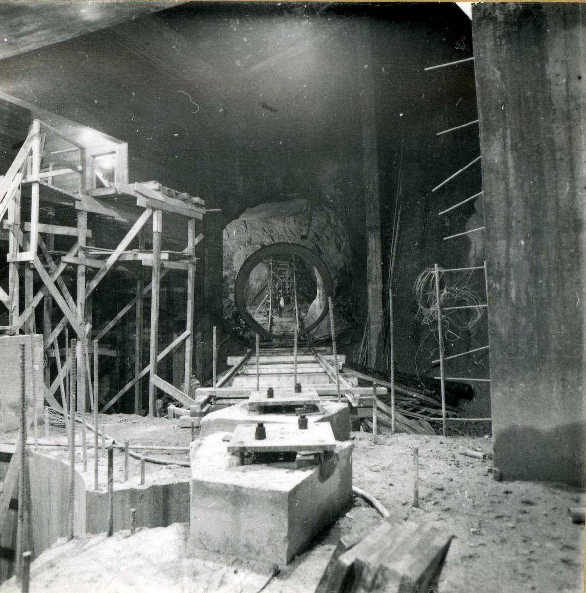 Kraftområdet. Fellesanlegg. (76) November 63