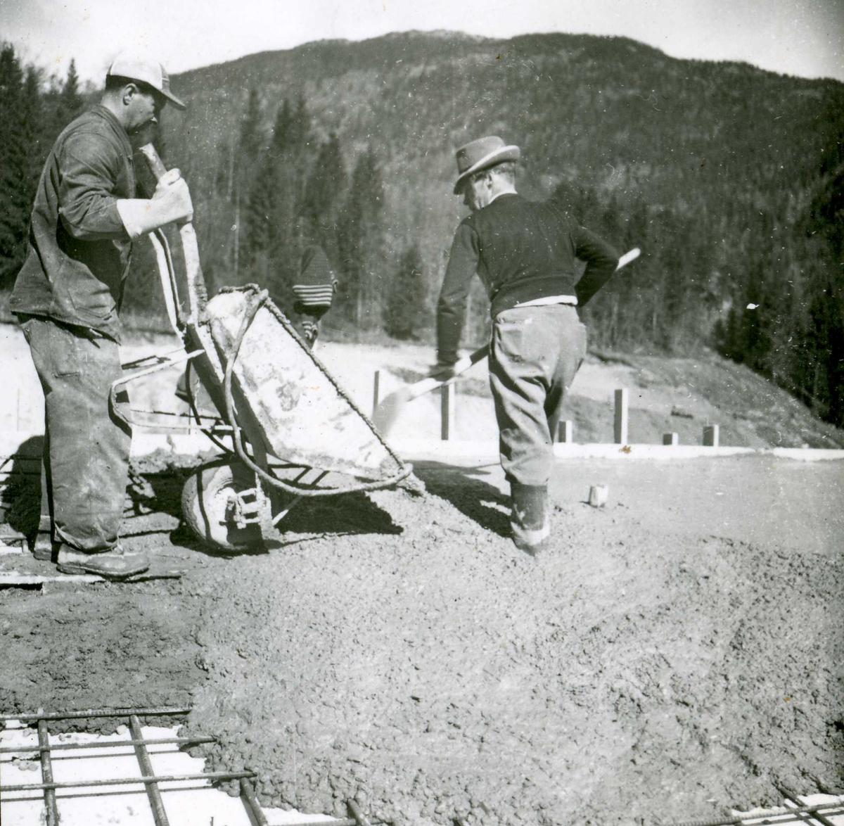 21-3 Personer betongarbeid Dalen