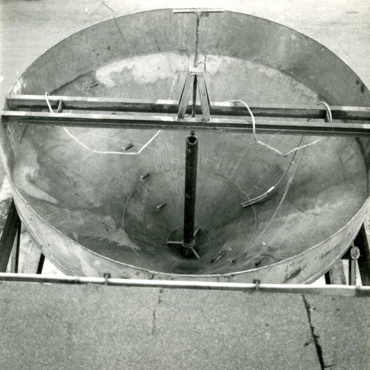 Dalen73, betong
