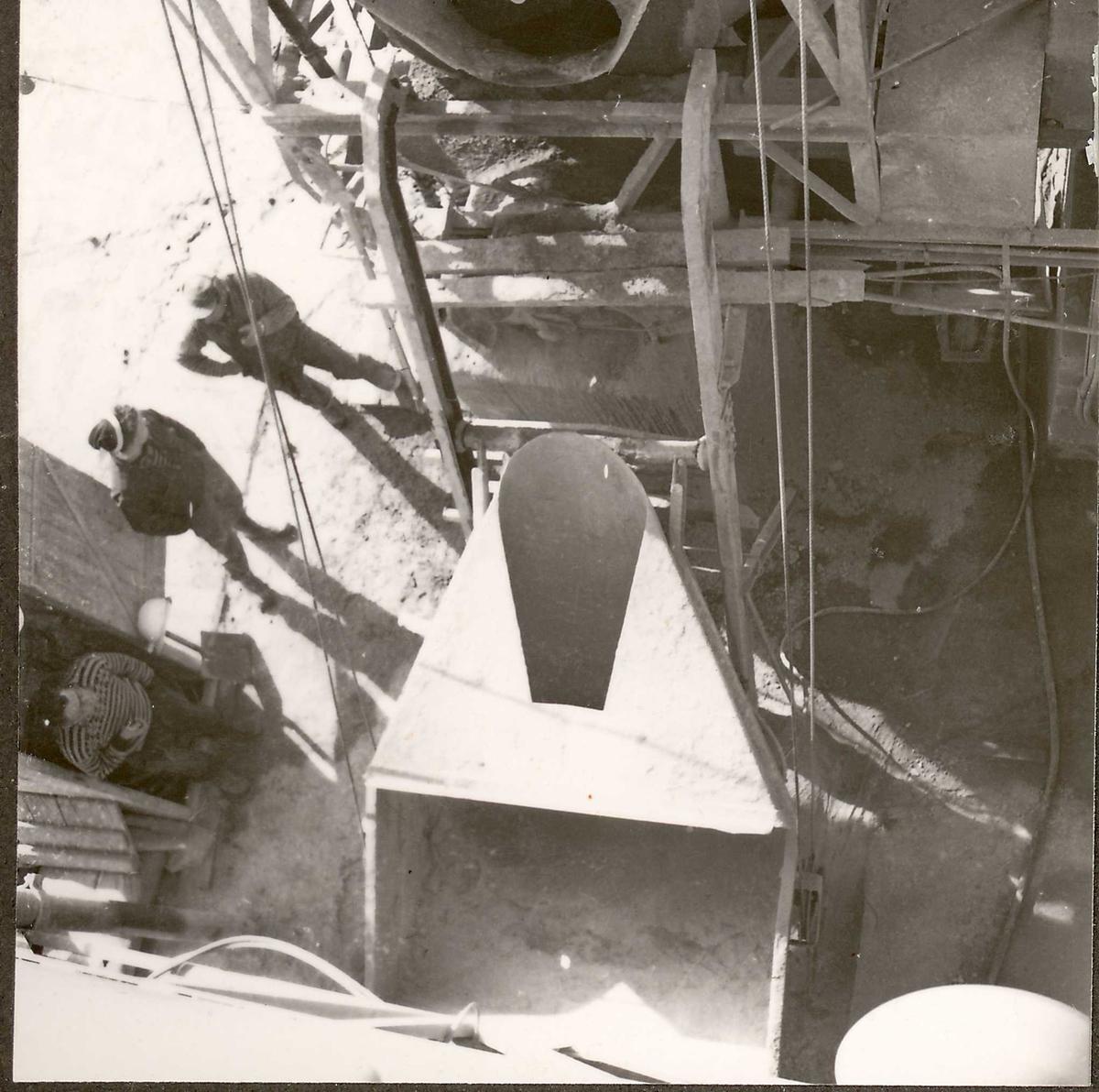 Dalen, betong 35, mai 58