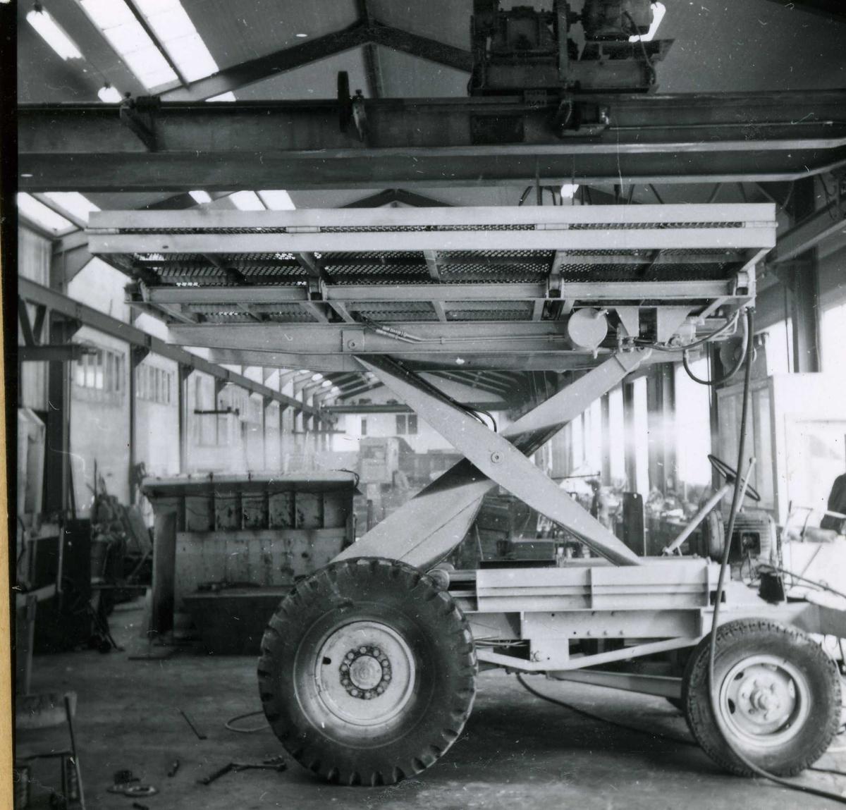 Dalen-lagere16,  maskiner