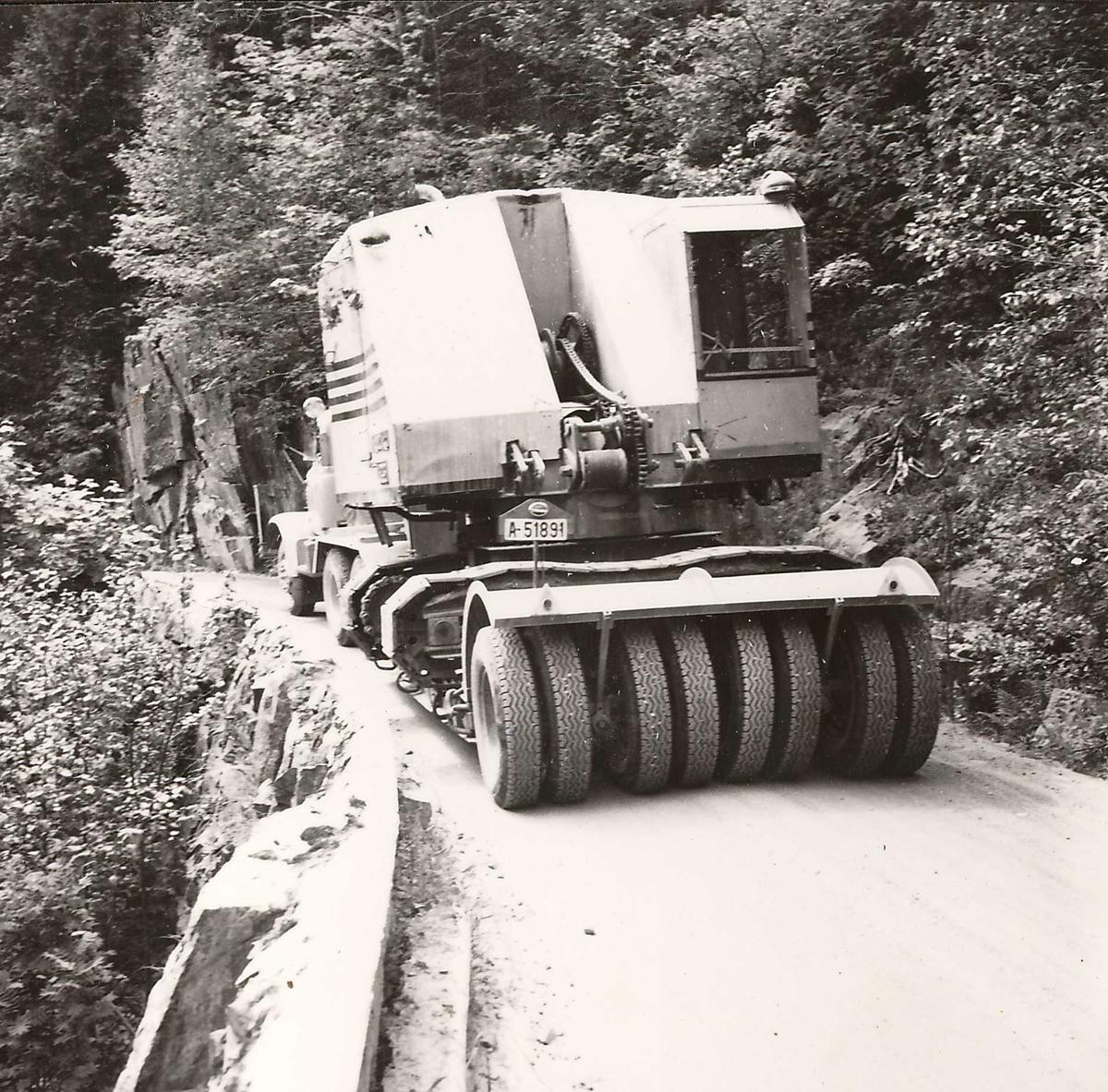 Transp Åmot- Dalen 20, juli 58