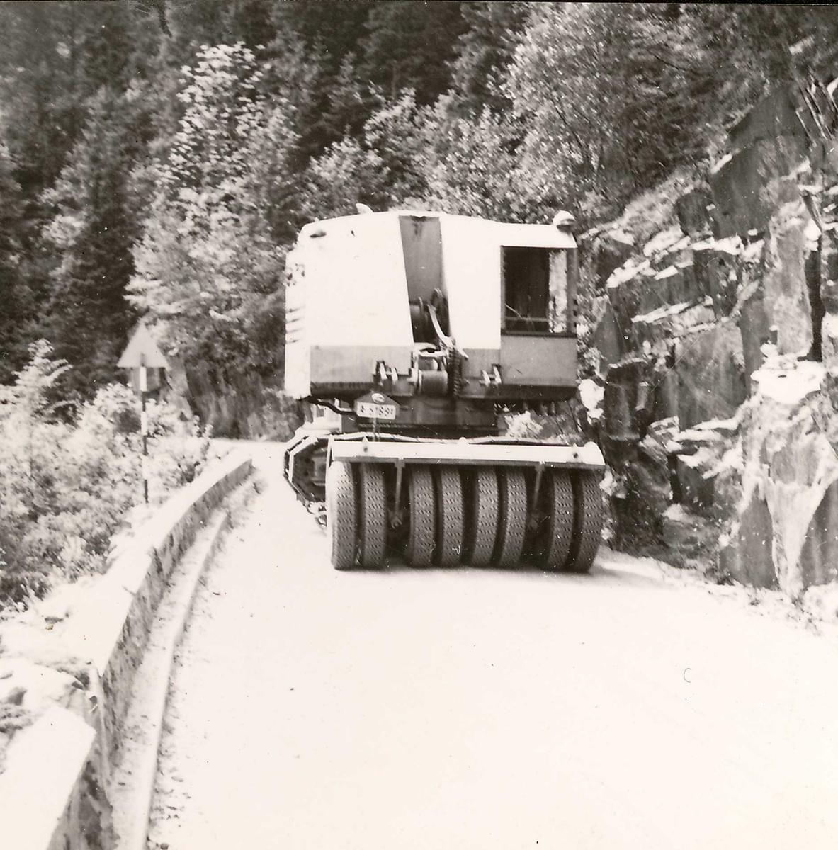 Transp Åmot- Dalen 22, juli 58