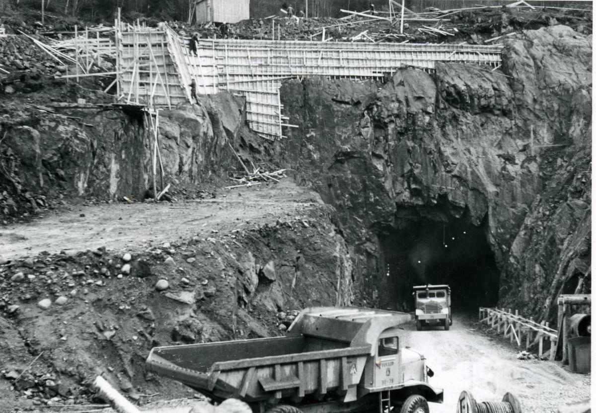Utkjøring fra tunnellen Tveito   Mai-58.tif