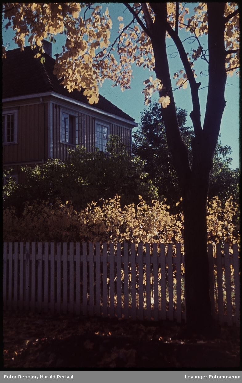 Villa i Trondheim.
