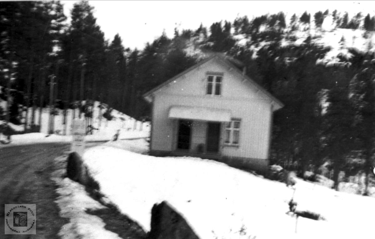 Ungdomshus på Brusletta